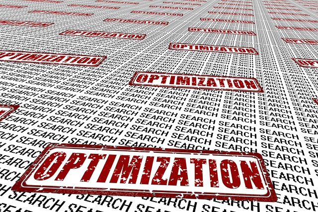 optimalizace prohlížečů