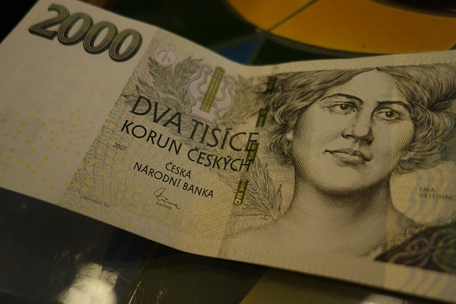 dva tisíce korun